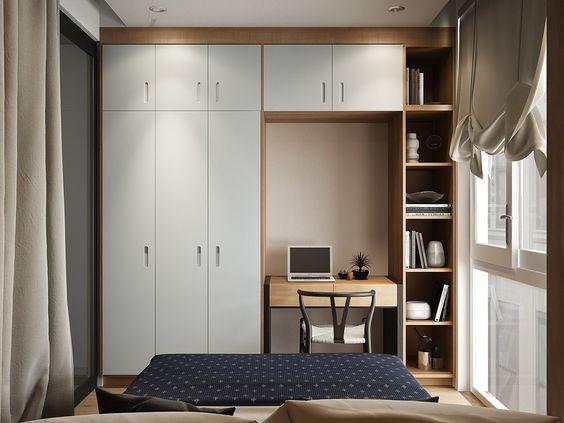 7 Clever Small Bedroom Furniture Arrangement Hacks | Small bedroom .