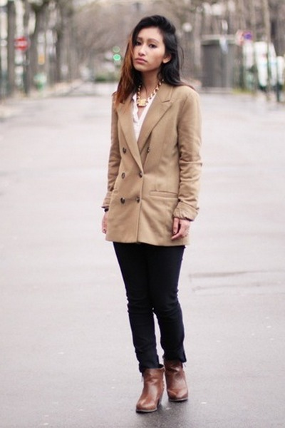 Yesstyle Beige Blazer - How to Wear and Where to Buy | Chictop
