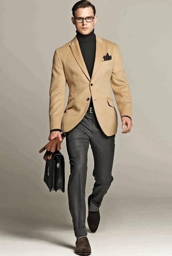 15 Stylish Beige Blazer Designs That Will Gives A Stunning Lo
