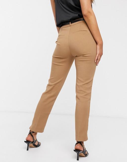 Beige Trousers