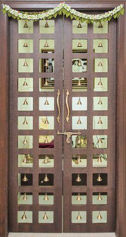 Bells For Pooja Door