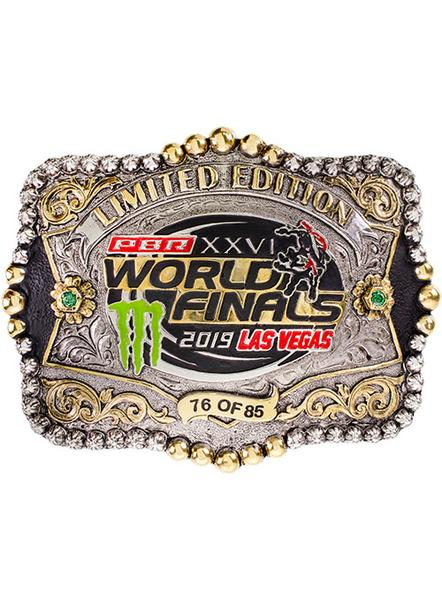 2019 World Finals Limited Edition Belt Buckle by Montana .