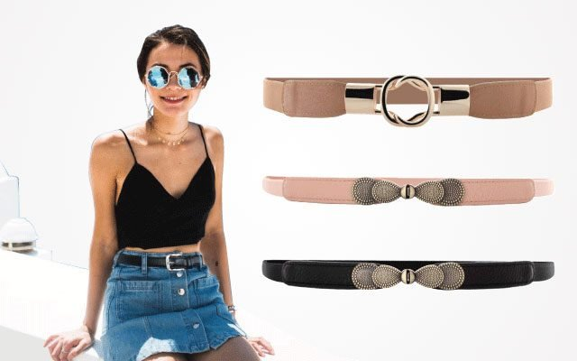 Alluring Skinny Belts For Women – The Best Accompany of Ladies .