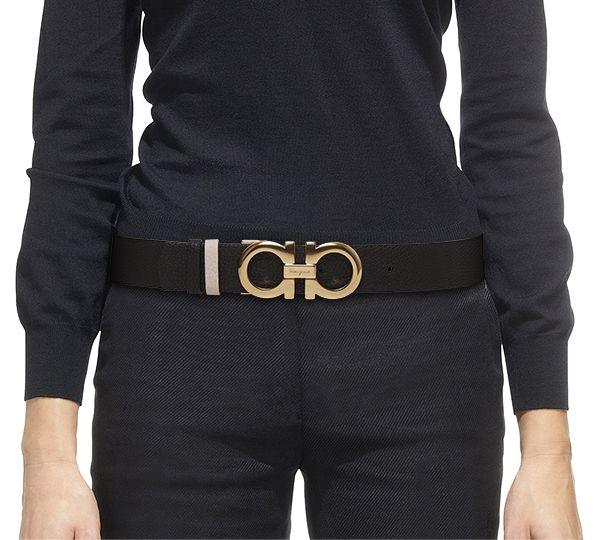 Adjustable and Reversible Belt - Belts - Women's sale - Sale .