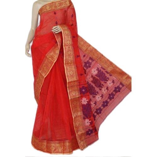 Designer Bengali Cotton Saree, Length: 6 m, Rs 1200 /piece DS .