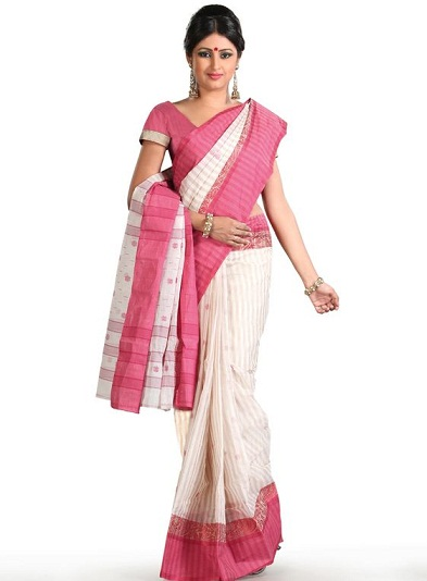 30 Traditional Bengali Sarees For Every Woman | Styles At Li