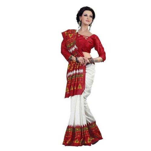 Traditional Bengali Sarees Without Blouse Piece, Rs 800 /piece .
