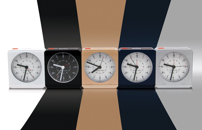 Best Compact Travel Alarm Clocks - with silent movement and .