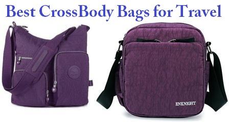 Best Cross-body Bags for Travel In 2020 | Travel Gear Zo