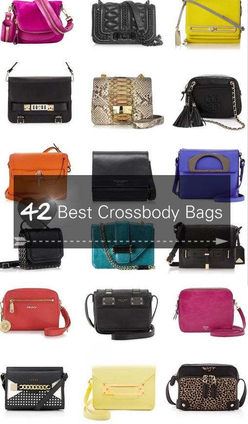 42 Best Crossbody Bags | Decohol