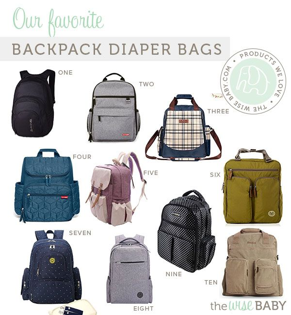 Diaper Bags (With images) | Baby backpack diaper bag, Toddler .