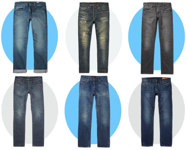 11 Mens Jeans For 2020 – Spring Best Fitting Slim Denim & Selvedge .