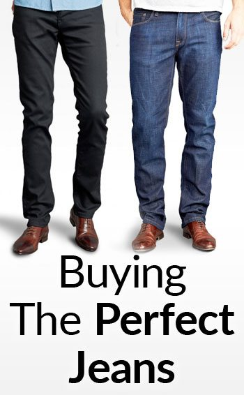 How To Buy The Perfect Pair Of Jeans | 5 Common Denim Styles And .