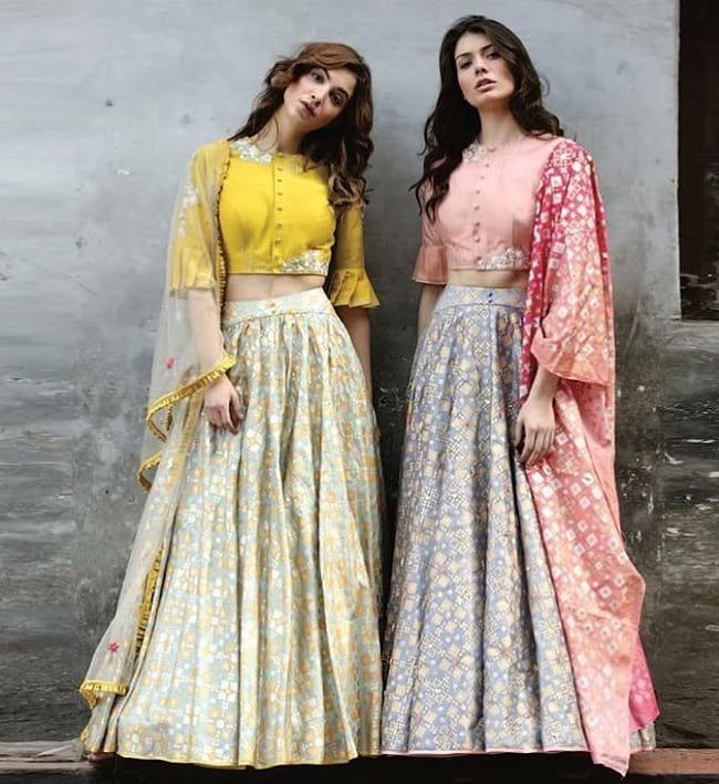 100 Latest Designer Wedding Lehenga Designs for Indian Bride .