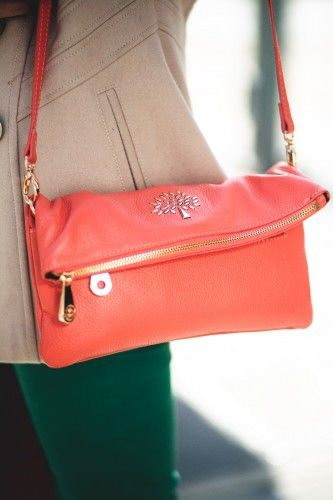 Love at first sight. Manita Singh's Mulberry is the cutest little .