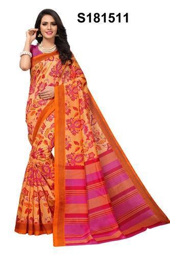 Silk Bhagalpuri Sarees, Length: 6.3 m, Rs 225 /piece KESHVI .