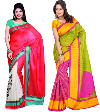 4 Reasons Why Bhagalpuri Silk Sarees are Extremely Popular .