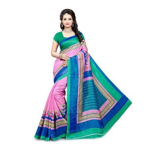 Bhagalpuri Cotton Saree, भागलपुरी साड़ी - Saloni .