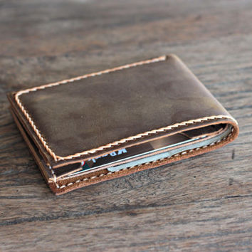 Best Mens Leather Bifold Wallets | Confederated Tribes of the .