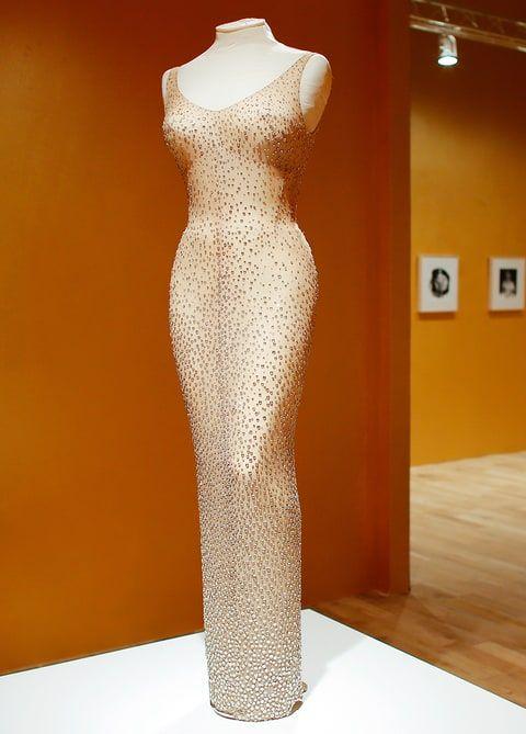 Marilyn Monroe's 'Happy Birthday' Dress Sells for $4.8 Million .