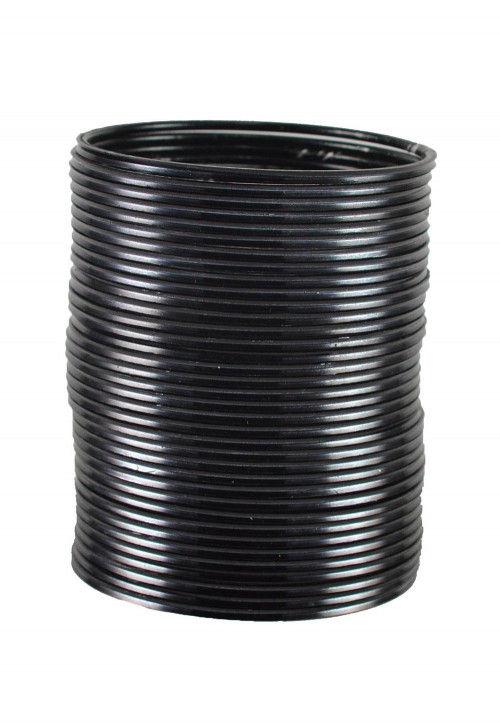 Metallic Bangale Set in Black : JVK6