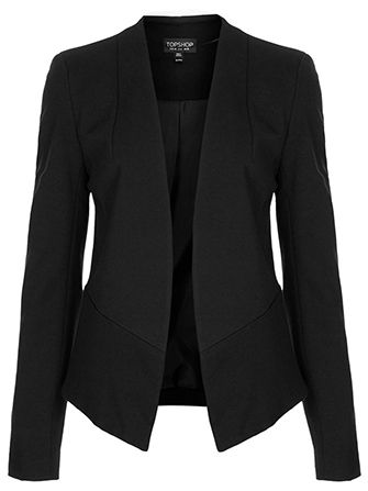 Best Affordable Black Blazers - Topshop Clothes | Blazer femini