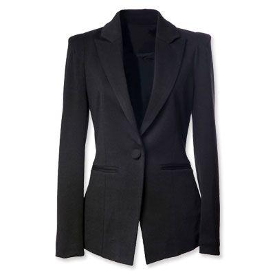 10 Things Every Woman Must Own | Womens black blazer, Black blazer .