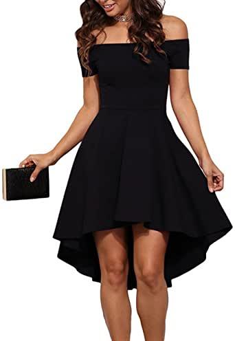 Amazon.com: Sarin Mathews Womens Off The Shoulder Short Sleeve .