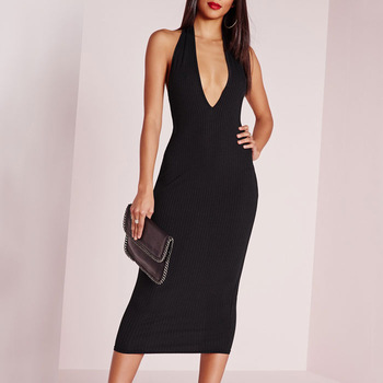 Black Frocks Gown Tight Sexy Party Dresses - Buy Baju Kurung .