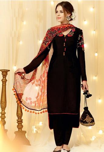 Black Designer Salwar Kameez HV9-5807, Rs 2067 /piece Kimora .