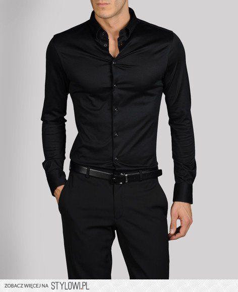 Black Shirts For Mens