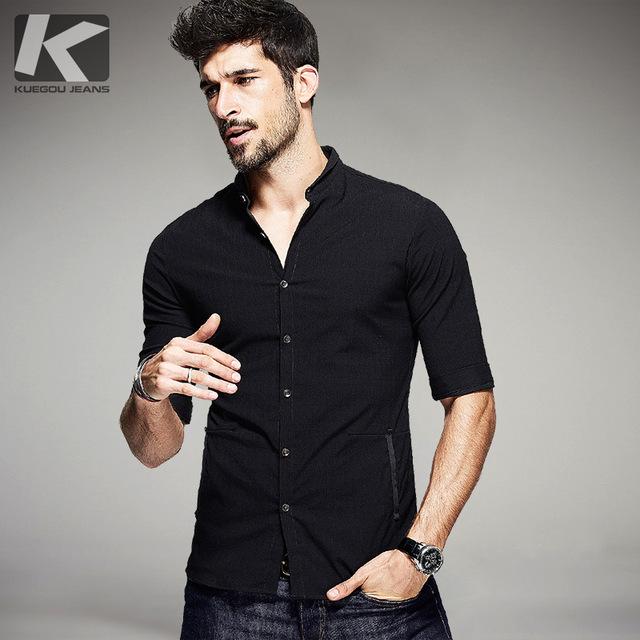Black Casual Shirts for Men | Best Dresses 20
