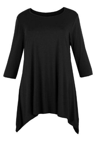 black tunic 11014037 | The Cute Styl