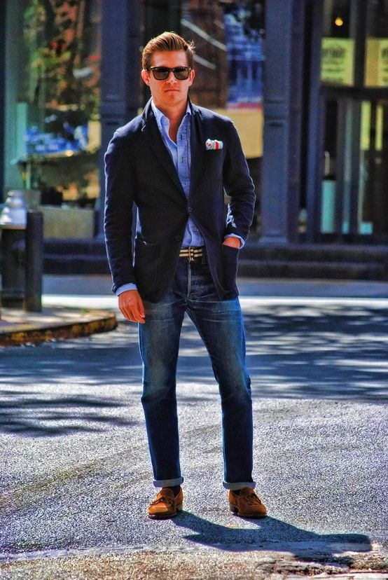 Navy Blazer - open Patch Pockets Your #personalstylist. More tips .