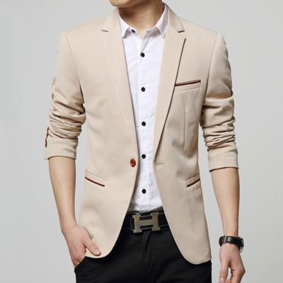 2020 Official Blazer For Men Formal Jacket Men Solid Available 100 .
