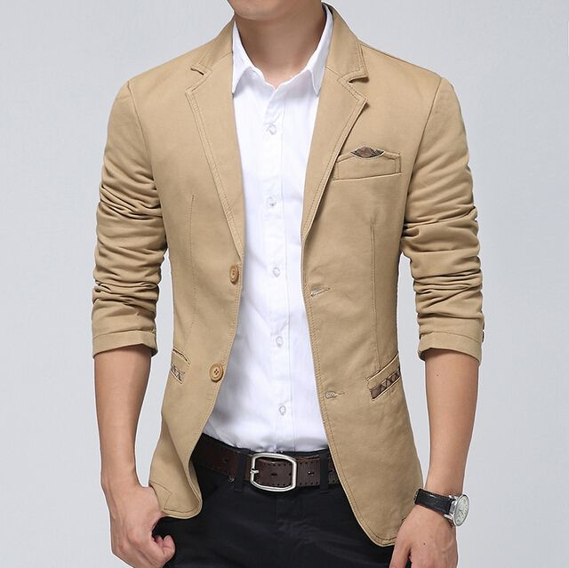 nice loking casual blazer for men with jeans (1) | Blazers for men .
