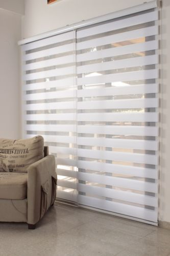ZEBRA BLINDS | Cortinas para ventanal