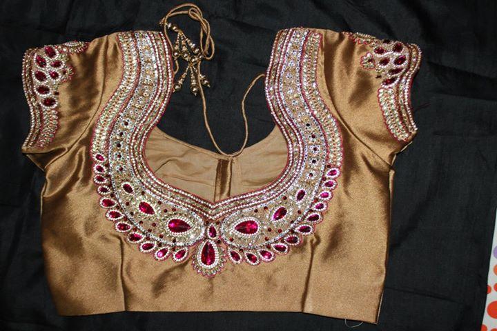 Work blouses – Page 3 – Boutiquesarees.c