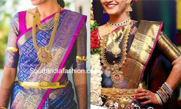 Top 20 Most Trending Blouse Designs For Silk Saree