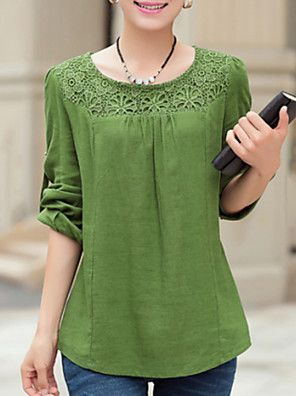 15+ Cute fashion outfits ideas (com imagens) | Blusas femininas .