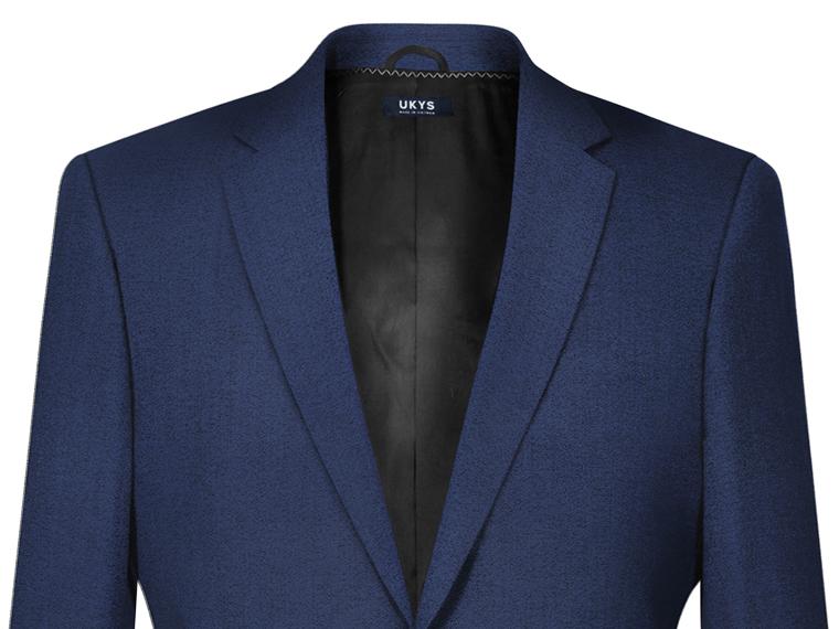 UKYS Royal Blue Blazer | Mens Royal Blue Blazer | UK