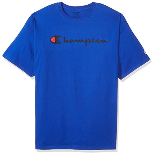 Blue Champion Shirt: Amazon.c