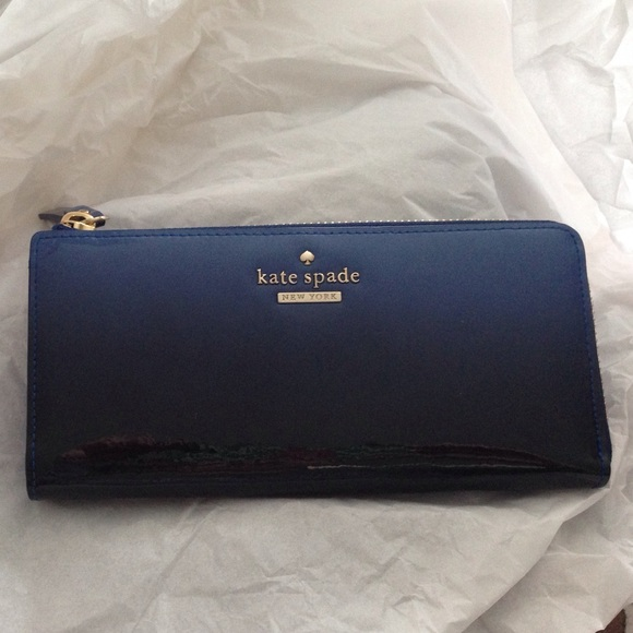 kate spade Bags | Blue Ombr Nisha Wallet | Poshma