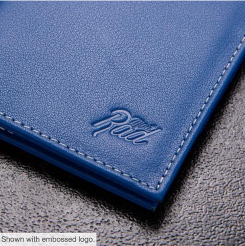 Minimalist Wallet (Blu