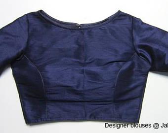 Boat neck blouse | Et