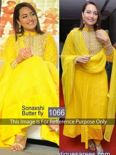 Georgette Designer Bollywood Salwar Suit, Size: L, Rs 1050 /piece .