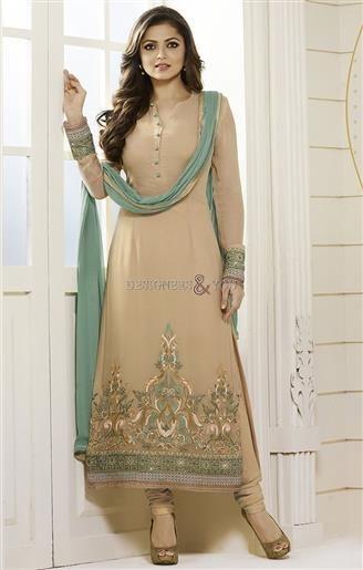 Trendy Looking Latest Bollywood Salwar Kameez Designs For Stylish .