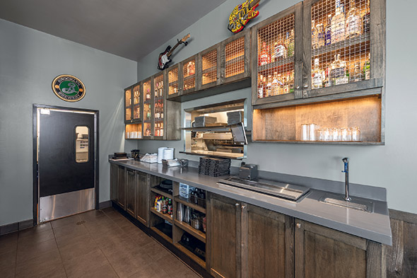 The Brass Tap: Not Just a Bar Anymore - Foodservice Equipment .