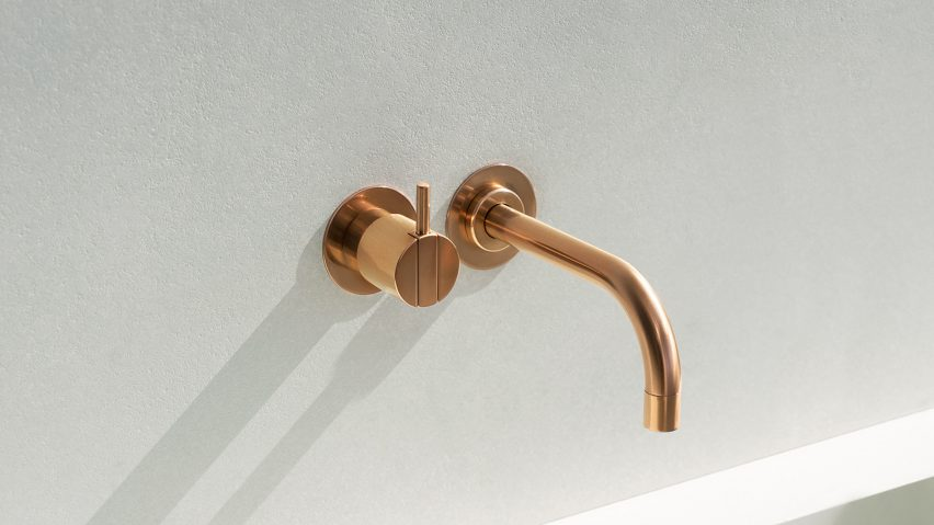 Arne Jacobsen-designed tap by VOLA celebrates 50th birthd