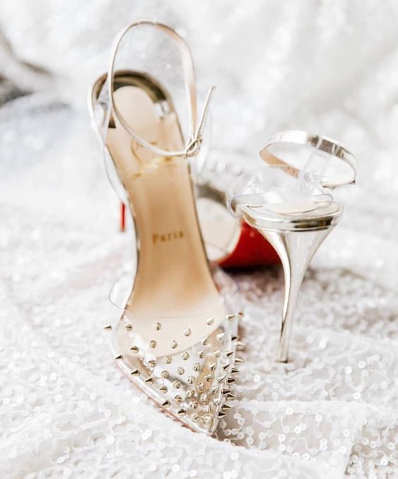 Officially The Most Gorgeous Bridal Shoes | Wedding Estat